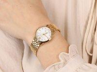 Zegarek złoty klasyczny  Slim Line 105.35.022.30 bransoleta - duże 6