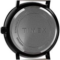 Timex TW2U67400 zegarek czarny klasyczny Southview pasek