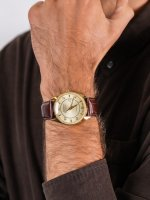 Adriatica A8142.1251A męski zegarek Automatic pasek