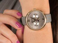 Zegarek złoty klasyczny Adriatica Pasek A3732.1G87QF pasek - duże 6