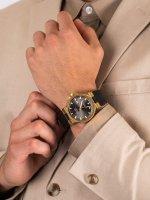 Zegarek złoty klasyczny Epos Sportive 3442.132.22.14.55 pasek - duże 5