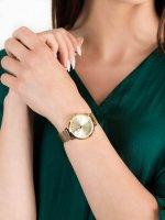 Zegarek złoty klasyczny Lorus Klasyczne RG252PX9 bransoleta - duże 5