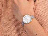 Obaku Denmark V211LXGIMC1 MYNTE - GOLD BI zegarek klasyczny Slim