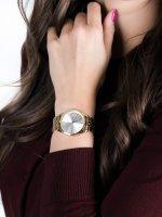 Zegarek złoty klasyczny Rosefield The Ace ASGBG-X238 bransoleta - duże 5