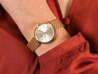 Zegarek złoty klasyczny Rubicon Bransoleta RNBE33GIGX03BX bransoleta - duże 6
