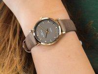 Rubicon RNAD89GIVX03B1 zegarek klasyczny Pasek