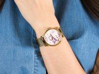 Timex TW2U19400 Full Bloom zegarek klasyczny Full Bloom