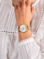 Timex TW2T74600 damski zegarek Transcend bransoleta