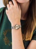 Timex TW2T86600 damski zegarek Waterbury bransoleta
