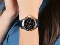 Zegarek złoty klasyczny Tommy Hilfiger Damskie 1782198 pasek - duże 6