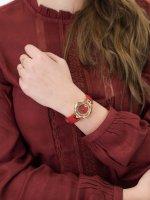 Zegarek złoty klasyczny Versus Versace Damskie VSPHK1220 pasek - duże 5