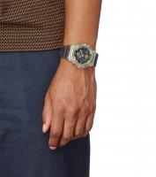 Zegarek żółty sportowy Casio G-Shock GMA-S140MC-1AER pasek - duże 7
