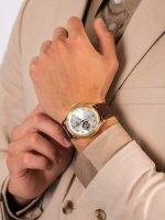 złoty Zegarek  Classic RA-AG0013S10B - duże 5