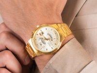 złoty Zegarek  Contemporary FEU00008CW - duże 6