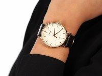 Timex TW2U40700 Fairfield Floral 37mm zegarek klasyczny Fairfield