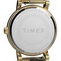 zegarek Timex TW2U19400 złoty Full Bloom