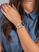 złoty Zegarek  Pasek W1160L1 - duże 5