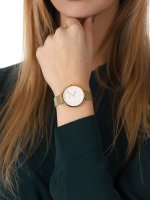 złoty Zegarek  Slim V240LXGWMG - duże 5