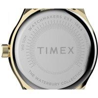 zegarek Timex TW2T74800 złoty Waterbury