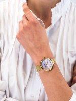 złoty Zegarek Adriatica Bransoleta A3525.1117Q - duże 5