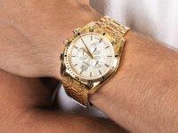 złoty Zegarek Adriatica Bransoleta A8202.1111CH - duże 6