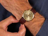 zegarek Atlantic 95341.65.31 złoty Seagold
