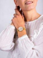 Bisset BSBF32GISX03BX damski zegarek Klasyczne bransoleta