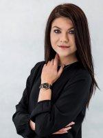 złoty Zegarek Caravelle Pasek 44L255 - duże 4
