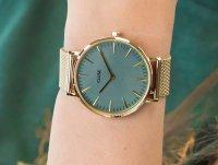 złoty Zegarek Cluse La Boheme CW0101201027 - duże 6