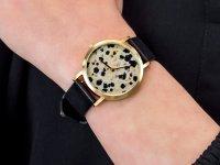 złoty Zegarek Cluse La Roche CL40105 - duże 6