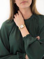 złoty Zegarek Cluse La Tetragone CL60002 - duże 5