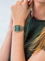 złoty Zegarek Cluse La Tetragone CW0101207013 - duże 5