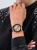 złoty Zegarek Guess Pasek GW0030L2 - duże 5