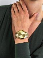złoty Zegarek Michael Kors Runway MK3179 - duże 5