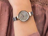 zegarek Obaku Denmark V173LXVJMJ złoty Slim