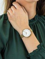 Obaku Denmark V211LXGIMG damski zegarek Slim bransoleta
