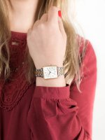 Rosefield QVSGD-Q013 damski zegarek Boxy bransoleta