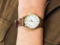 złoty Zegarek Timex Easy Reader TW2T72300 - duże 6