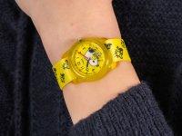 zegarek Timex TW2R41500 żółty Dla dzieci