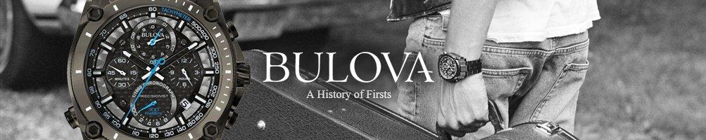 Niezwykła kolekcja zegarków Bulova Precisionist z dokładną precyzją chodu.