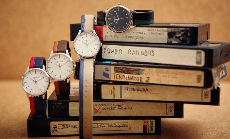 Seria zegarków Casio Perfect Duo.