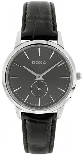 Zegarek damski Doxa slim line 105.15.101.01 - duże 1