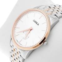 Zegarek męski Doxa slim line 105.60.021.60 - duże 2