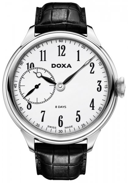 Doxa 125.10.015.01 8 Days Manufacture 8 Days Manufacture Limited Edition