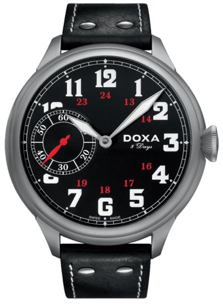 Doxa 125.10SB.075.01 8 Days Manufacture 8 Days Manufacture Pilot Limited Edition
