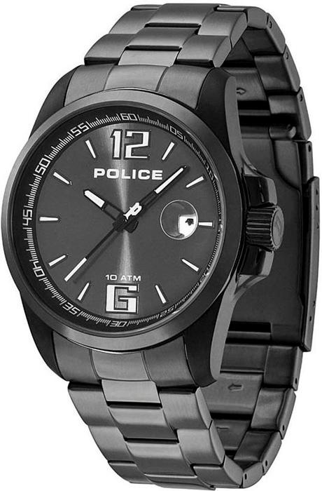 Zegarek męski Police bransoleta 12591JVSBU-61M - duże 1