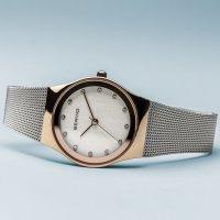 Zegarek damski Bering classic 12927-064 - duże 3