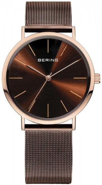 Zegarek damski Bering classic 13436-265 - duże 3