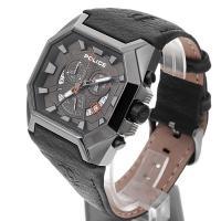 Zegarek męski Police pasek 13837JSU-61 - duże 3