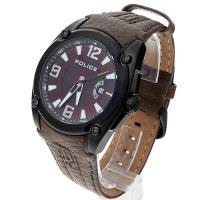 Zegarek męski Police pasek 13891JSB-12 - duże 3